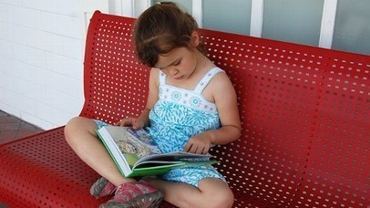 5-Year-Old Reads 875 Books in Kindergarten | Hope and Kindness | Scoop.it