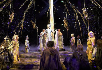 Lord of the Rings Musical Will Embark on 2015 World Tour - Playbill.com | Potpourri | Scoop.it