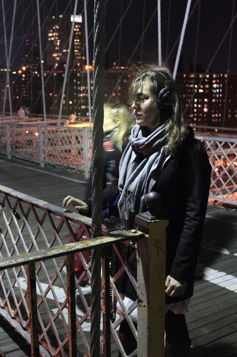Listen to The Bridge  - Lisa Stark | DESARTSONNANTS - CRÉATION SONORE ET ENVIRONNEMENT - ENVIRONMENTAL SOUND ART - PAYSAGES ET ECOLOGIE SONORE | Scoop.it