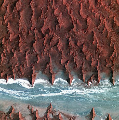 Space in Images - 2013 - 04 - Namib Desert | Arte y Cultura en circulación | Scoop.it