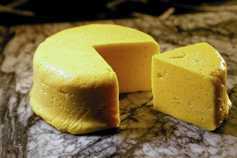 Never fear, homemade processed cheese is here - Los Angeles Times   Food Science   Scoop.it