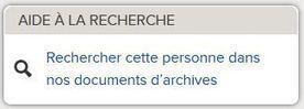 Maintenant vous pouvez rechercher des documents d'archives sur vos ancêtres directement depuis votre arbre généalogique dans l'Arbre Familial | Histoire Familiale | Scoop.it