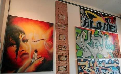 Un voyage aux sources du graffiti | Le Street Art - Art de la rue - Graffiti - TAG | Scoop.it