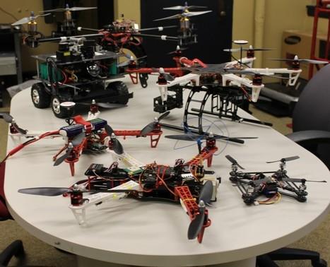 Aux États-Unis, l'enseignement controversé du « drone journalism » à l'université | Horizons Médiatiques | Fab Lab à l'université | Scoop.it