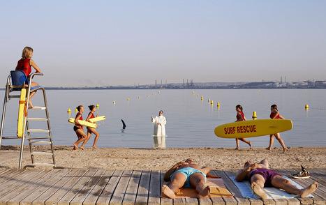 A Vitrolles, le curé a les pieds dans l'eau | Merveilles - Marvels | Scoop.it