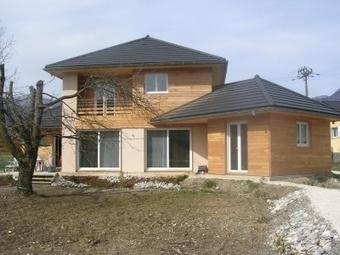 Témoignage auto-construction : Maison ossature bois de 155m2 | Le flux d'Infogreen.lu | Scoop.it