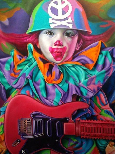 picture_1.jpg (765x1024 pixels) | Best Urban Art | Scoop.it