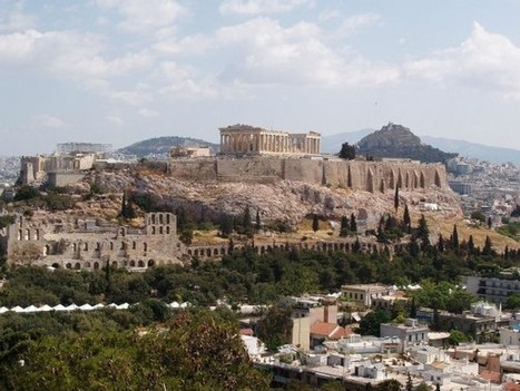 25 Fascinating Facts About The Parthenon | LVDVS CHIRONIS 3.0 | Scoop.it
