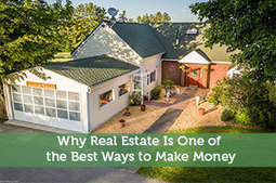 Why Real Estate Is One of the Best Ways to Make Money - Modest Money | Modest Money | Scoop.it