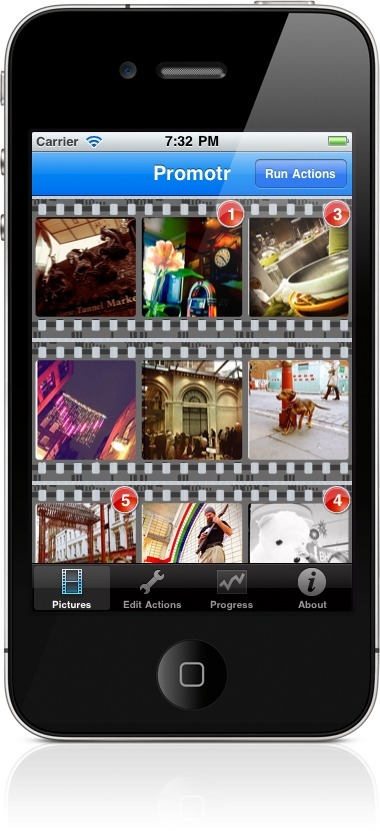 iPhone Beta Testers Wanted for new Flickr-based App | MobilePhotography | Scoop.it