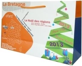Un sac publicitaire personnalisé pour les fêtes de fin d'année de eParts - Le Sac Publicitaire   Sac luxe publicitaire   Scoop.it