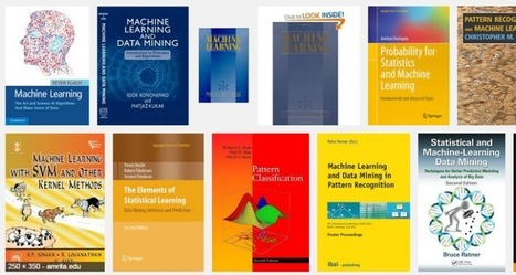 50+ Free Data Science Books – Data Science Central | Semantic Web (Web 3.0) | Scoop.it