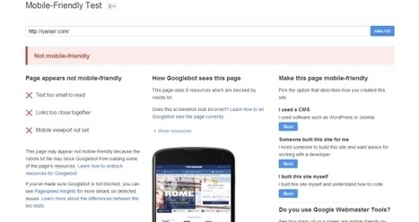 Time to mobilise (not panic!) as Google makes search changes   Tourism marketing   Scoop.it