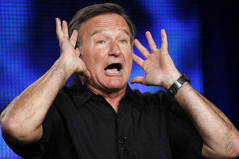 Tributo Robin Williams   Cinema e TV   Scoop.it