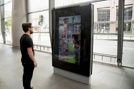 Microsoft Transforms Bus Stops Into Augmented Reality Ads   Psychology of Consumer Behaviour   Scoop.it