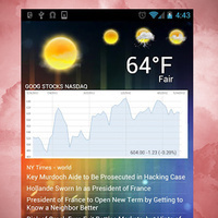 Meta Widget Turns Nearly Any Web Page Into a Widget on Android | ZipMinis: Science of Blogging | Scoop.it