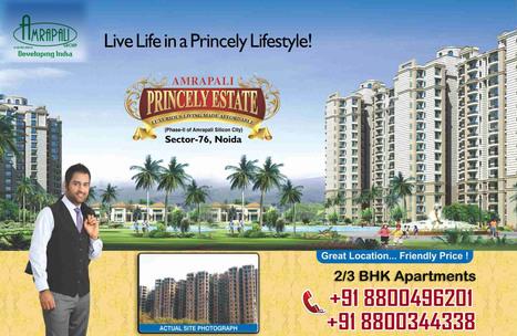 Amrapali Princely Estate Noida Sector 76 | 08800496201 | Princely Estate Sector 76 Noida | Amrapali Princely Estate Noida | Scoop.it
