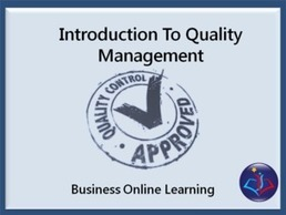 CourseCraft » Introduction To Quality Management Concepts | Knowledge Sharing | Scoop.it