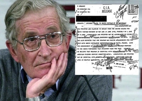 Exclusive: After Multiple Denials, CIA Admits to Snooping on Noam Chomsky   The Cable   ForeignPolicy.com   Research Capacity-Building in Africa   Scoop.it
