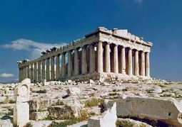 Aerial viewing of Greece « AntiWorldNews | Honors English 10 World Literature | Scoop.it