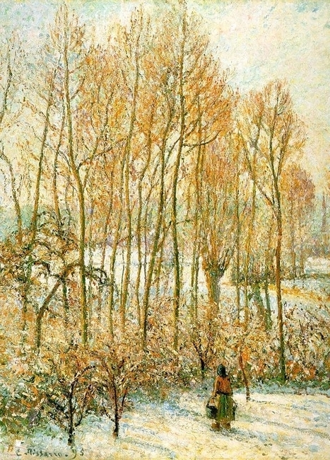 Life and Paintings of Camille Pissarro (1830 - 1903) | About Art & Creativity | Scoop.it