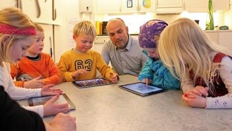 – Nettbrett er snart like vanlig som bøker - NRK   IKT i barneskolen   Scoop.it