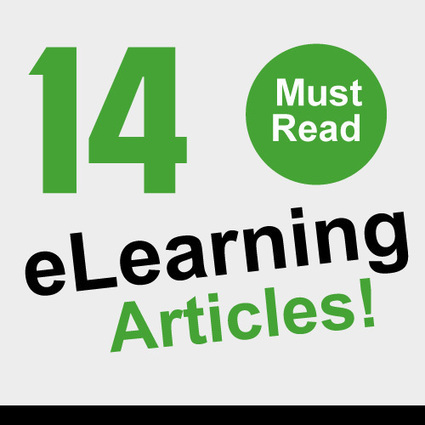 14 Unmissable eLearning Articles Worth Reading | Digital Learning, Technology, Education | Scoop.it