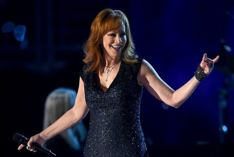 Reba McEntire Busy Making Sure 'Fancy' Dress Is Flashy Enough for Vegas | Country Music Today | Scoop.it