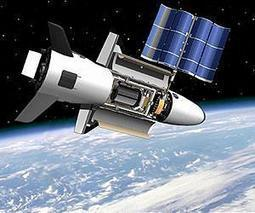 X-37B Still Largely Unexplained | More Commercial Space News | Scoop.it