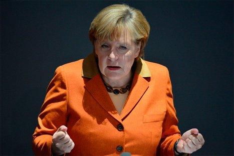 Unión Europea debería poder vetar presupuestos: Merkel   Un poco del mundo para Colombia   Scoop.it