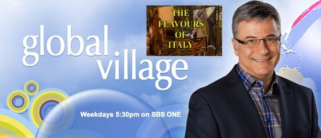 Le Marche presented  by the tv program Global Village on SBS ONE in Australia | Le Marche another Italy | Scoop.it