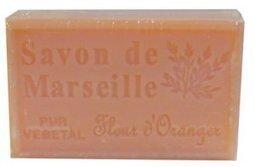 Savon Marseille Fleur d'oranger 125gr - L'Accro du Bain   L'Accro du Bain boutique de produits pour le bain et savons gourmands:boule de bain, savons de Marseille,savon artisanal,cupcake de bain, savons cupcakes   Scoop.it