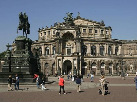 Dresden: Past glory is revived in this rebuilt wonder | Travel inspiration | Scoop.it
