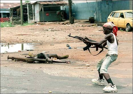 Child Fighter | Little Soldier Africa | Scoop.it