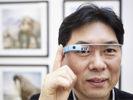 How Google Glass could change the way we view art - The Independent   ideaBOOST Mind Pirate: Wearable Technology   Scoop.it