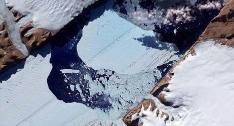 Not just sea level rise: #Melting glaciers release vast amounts of carbon #CO2 #climate #methane | Messenger for mother Earth | Scoop.it