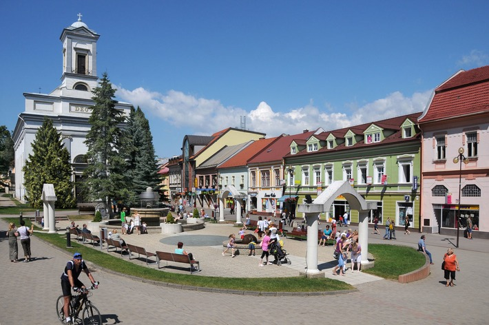 Mesto Poprad je vo veľmi dobrej finančnej kondícii | Poprad Tatry | Scoop.it