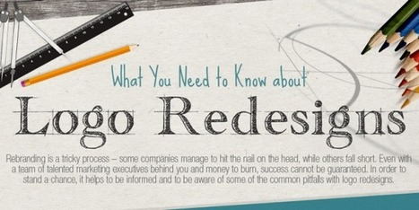 When Should You Be Redesigning Your Logo? | Marketing Technology | Integrated Brand Communications | Scoop.it