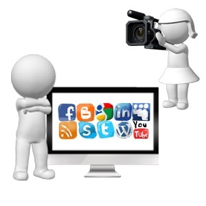 How to improve social media marketing with video | humour | Scoop.it