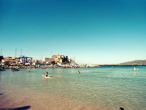 LES PETITS PARADIS DE MANON: Plage de Calvi (Calvi, Corse) | Corse | Scoop.it