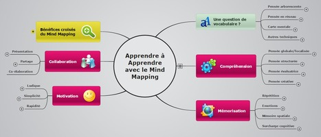Apprendre à apprendre avec le mindmapping | Time to Learn | Scoop.it