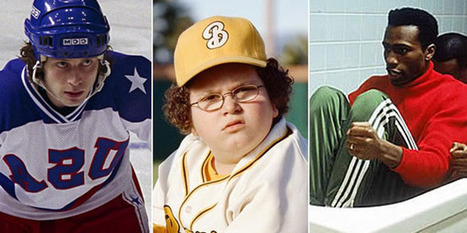 The five most uplifting sports movies - by Dominic Corry   Fitness, Health, Running and Weight loss   Scoop.it