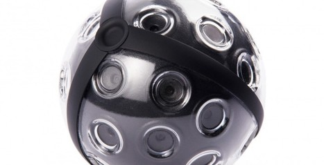 Panono panoramic ball camera breaks 100 megapixel point   Concepts   Scoop.it