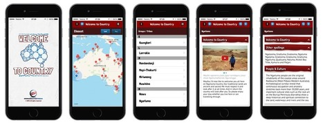 Home - Welcome to country App. - FREE | Aboriginal and Torres Strait Islander histories and culture | Scoop.it