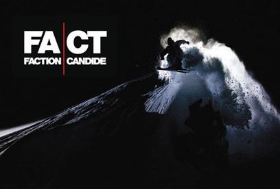 Faction x Candide Thovex : 3 pros models, 3 skis créés par Candide | ski freestyle | Scoop.it