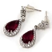 Sterling silver earrings for women | Fashion Jewelry America | Scoop.it