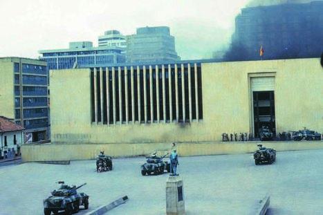 Palacio de Justicia, un grifo abierto | La reivindicación Palacio de Justicia en la CDIH | Scoop.it
