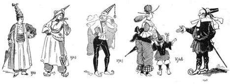 Fashions of the Future as Imagined in 1893 | Vintage and Retro Style | Scoop.it
