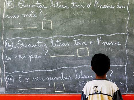 Inep rebate dados da Unesco sobre cumprimento de metas na educação | VEJA.com | Banco de Aulas | Scoop.it