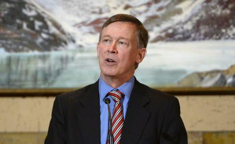 Poll: Hickenlooper holds comfortable lead over GOP challengers in governor's ... - Denver Post   public opinion polling   Scoop.it